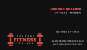 George Bolzoni Fitness
