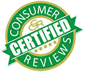 Certified Consumer Reviews Logo