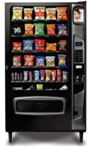 Shermco Vending Machine